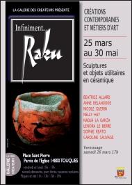 Exposition Infiniment Raku