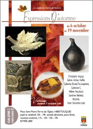 Exposition Expressions d'automne